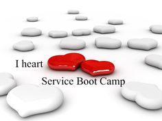 We Talk of Christ, We Rejoice In Christ: Service Boot Camp: Welcome New Recruits
