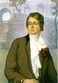 """""""Elisabeth de Gramont, Duchesse de Clermont-Tonnerre"""", 1912. by Romaine Brooks"""