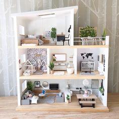 New diy baby doll furniture ideas