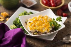 Beef Shepard's Pie $8.95 | Nutritionally-designed for people 50+ & conveniently home delivered, no cooking required!