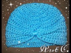 22 Super Ideas For Crochet Baby Turban Pattern Accessories Crochet Gloves Pattern, Crochet Baby Hat Patterns, Granny Square Crochet Pattern, Crochet Baby Hats, Hand Crochet, Crochet Turban, Crochet Beanie Hat, Baby Turban, Crochet Baby Sandals