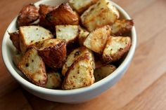Red Potatoes Roasted With Rosemary and Mustard