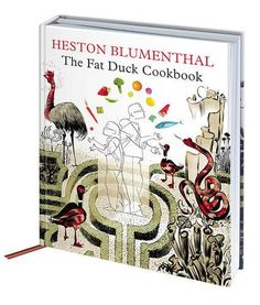 "Buy The Fat Duck Cookbook by Heston Blumenthal at Mighty Ape NZ. In this beautiful, smaller format edition of the award-winning ""Big Fat Duck Cookbook"", we hear the full story of the meteoric rise of Heston Blumenth. Heston Blumenthal, Chocolate Wine, Ice Baths, Cookbook Pdf, Humble Beginnings, Cookery Books, Weird Science, Inspired Homes, Reading Online"