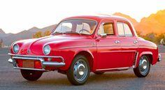 1962 Renault Dauphine DeLuxe