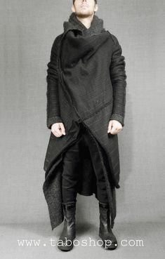 SIMONA TAGLIAFERRI WMD10 Wool coat with double layer 80% wool 20% PL