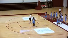 A good shooting guard can take a pass, square up and shoot in one quick motion. This drill will help your players develop good footwork and shooting form. Basketball Scoreboard, Basketball Tickets, Basketball Is Life, Basketball Tips, Basketball Players, Baseball Fight, Basketball Shooting Drills, Cheap Baseball Caps, Shooting Guard