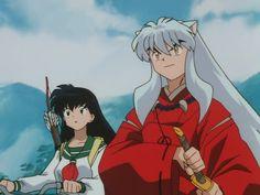 Anime Screencap and Image For Inuyasha Inuyasha Fan Art, Kagome And Inuyasha, Boy Art, Anime, Pictures, Image, Display, Backgrounds, Photos