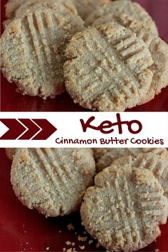 These keto cinnamon butter cookies taste great and are super easy to make. With only 2 net Carbs and 14g of fat these are perfect for low carb high fat diets. I will be sharing more keto friendly cookies for the holidays on my blog.