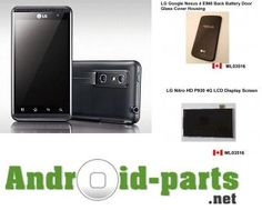 Different Types Of LG Parts @android-parts Lg Parts, Android, Led