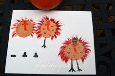 painted turkey thepaintedapron.com