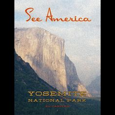 Yosemite National Park by Ed Gaither  #SeeAmerica