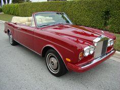 1977 Rolls Royce Corniche