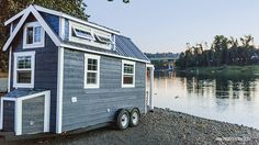 Why Living in a Tiny Home May Make You More Present
