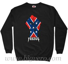 Yeezus Scotland Flag Sweatshirt Size S-XXL //Price: $29.00    #clothing #shirt #tshirt #tees #tee #graphictee #dtg #bigvero #OnSell #Trends #outfit #OutfitOutTheDay #OutfitDay