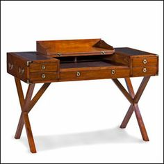 braxton and yancey: Campaign Furniture – Perfect for the Compass Rose Story