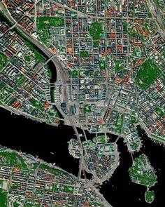 Stockholm City, Stockholm Sweden, Rovinj Croatia, Melrose Park, Largest Desert, United States Geological Survey, Land Use, Nice France, Beaches In The World