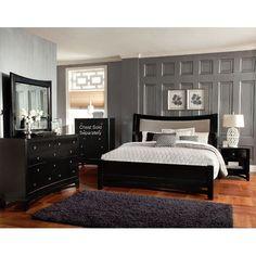 """""""Memphis"""" 6-Piece Queen Bedroom Set"""