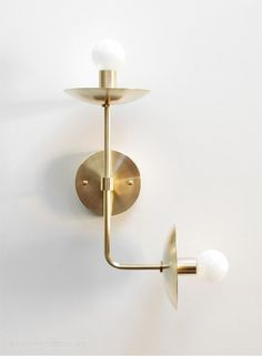 Photonic wall sconce