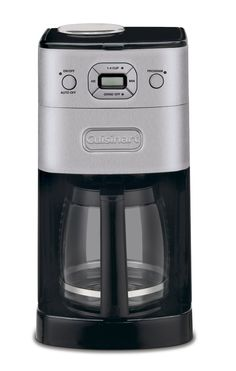 Cuisinart DCC 1200MR 12CUP Programmable Coffeemaker 12 Cup Metallic Red