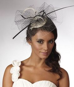 Hairstyles With Fascinator Google Search