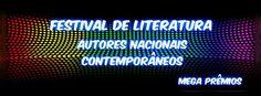 Clube do Livro e Amigos: [Evento Literário] Festival de literatura Nacional...