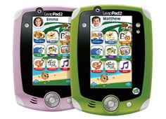 LeapPad2 learning tablet