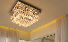 luminaria-embutida - ZAP em Casa