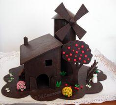 Mi primera mona de chocolate