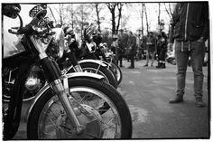 Roadholders, Rockers vs Mods 04.05.13 foto av Nicki Twang | FLAT OUTOSLO