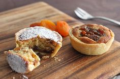 Scientifically Sweet: Honey Fig & Apricot Frangipane Tarts (The NEW Fruitcake)