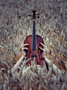 OH how I wish I could play the fiddle.