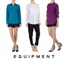 Equipment shirts now at MUSE!