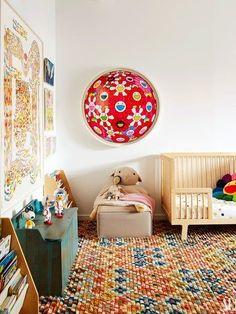 DECOUVRIR La chambre des enfants, tendance retro. #déco #chambre #enfants #bébé #marmots #retro #cosy