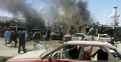 Suicide Bomber Kills 15 in Afghanistan