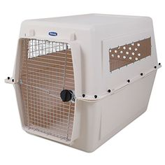 Petmate Ultra Vari Kennel, Bleached Linen, (Off-White), Beige Airline Pet Carrier, Dog Carrier, Cheap Dog Kennels, Pet Fresh, Cat Kennel, Wireless Dog Fence, Cat Cages, Best Dog Training, Crate Training