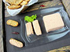 Una pincelada en la cocina: mousse de salmón y langostinos