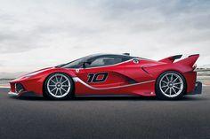 Ferrari FXX K (2015): Vorstellung - Bilder - autobild.de
