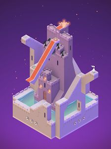 Monument Valley 1.0.5.3 Apk  OBB  Android Games  In Monument Valley you will manipulate impossible architecture and guide a silent princess through a stunningly beautiful world.Monument Valley is a surreal exploration through fantastical architecture and impossible geometry. Guide the silent princess Ida through mysterious monuments uncovering hidden paths unfolding optical illusions and outsmarting the enigmatic Crow People. ======= One of the very finest hours and the value of such a thing…