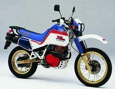 Honda xl 600 lm