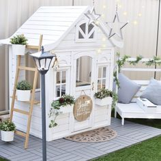 My Favourite Kmart Cubby House Hacks - Oh So Busy Mum