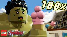 LEGO Marvel's Avengers - 100% Guida a Livello Completo - Ultron Distrutt...