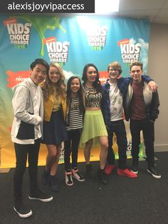 "VIPAccessEXCLUSIVE: ""School of Rock"" Cast Interview With Alexisjoyvipaccess At The Nickelodeon Kids' Choice Awards Press Junket!"