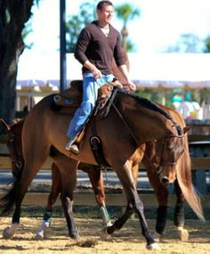 Love that the horse is braided for hunters and the tack and rider is western