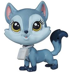 Littlest Pet Shop Single Pet Wolfgang North ** Click image for more details. (This is an affiliate link) #ActionFiguresStatues