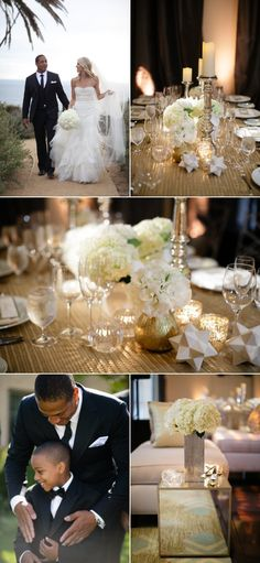 Terranea Wedding from Jasmine Star + Sterling Social + R.Jack Balthazar | Style Me Pretty
