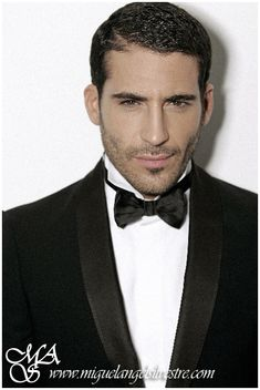 Miguel Angel Silvestre Spanish actor