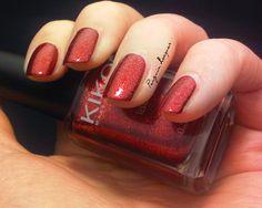 Kiko No. 493 Vino Perlato: http://penguinlacquer.blogspot.de/2014/06/der-kikothon-perliger-wein.html #nails #kiko