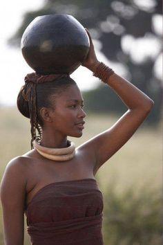 "African Women No Longer ""Believe Black Is Beautiful"" -by Sede Alonge - Fashion - Nigeria African Beauty, African Women, African Girl, African Style, African Fashion, Beautiful Black Women, Beautiful People, Beautiful Eyes, Simply Beautiful"