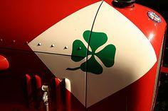Alfa Romeo's Quadrifoglio Badge