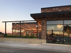 Organic Garage flagship store by api (+), Toronto – Canada Building Signs, Organic Market, Collateral Design, Interior Architecture, Interior Design, Retail Store Design, Garage Design, Street Signs, Design Firms
